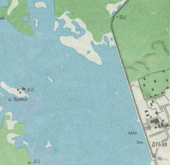 Скачать карту иваньковское